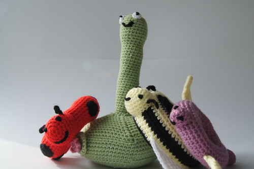 Crochet Toy Stacker