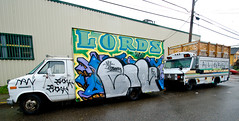 Civ (TheHarshTruthOfTheCameraEye) Tags: up out graffiti oakland beef dis throw lords civ crossed dissed ftl lewse throwie