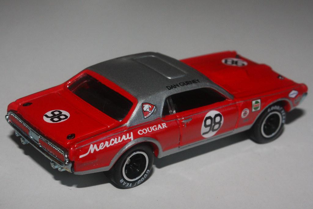 Dan Gurney's '68 Mercury Cougar