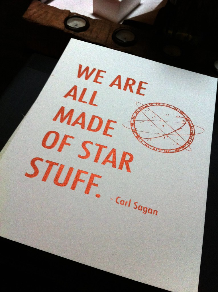 Star Stuff Print by Shutterilla