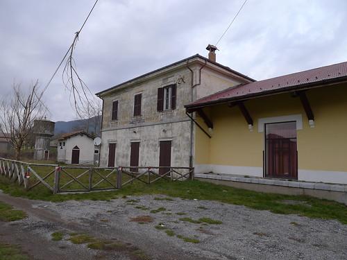 Stazione Campotense - Ferrovia Calabro Lucana