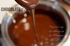 chocolate (tiahenriksen) Tags: homework2 flickrchallengewinner skinnyminicourse