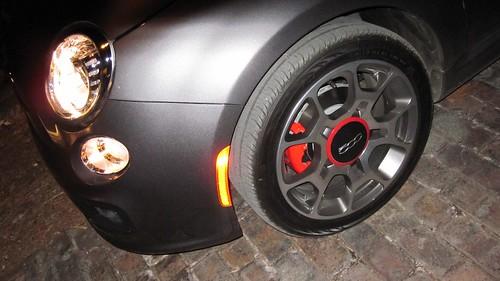 12 - FIAT 500 - wheels