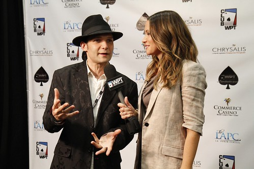 6066 Corey Feldman and Kimberly Lansing