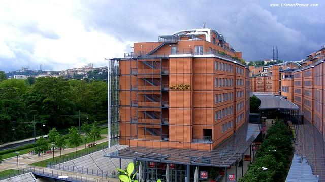 Lyon, cité internationale