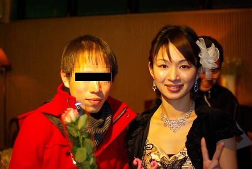 ホープK坂くんと三宅奈緒子さん