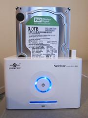 dock harddrive hdd 2tb harddrivedock nstd100 nstd100su