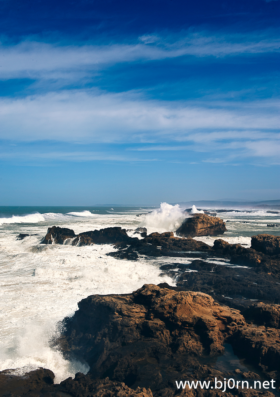 photo: Bjørn Christiansen - Shores of Essaouira