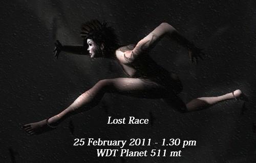 lost race di paola mills