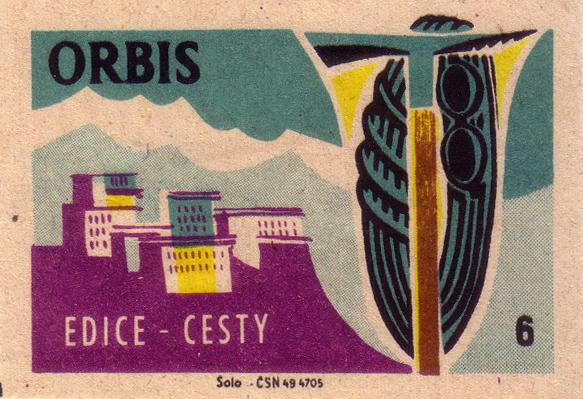 Orbis: travel editions