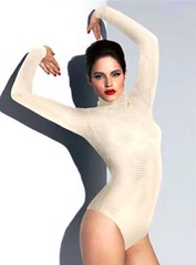 Turtleneck Bodysuit (sophie s) Tags: sexy turtleneck bodysuit poloneck rollneck rollkragen rullkrave