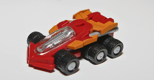 Rodimus has a Roller!!!
