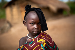 Lendu girl - Ituri province - DR Congo (C.Stramba-Badiali) Tags: poverty voyage africa travel portrait people color face look kids rural person eyes village child expression african energie culture yeux human sharing conflict blackpeople remote tradition fighting ethnic enfant glance dignity humanbeing complicity drc homme bunia visage hema intensity regard swahili afrique zaire complicit displaced partage rdc blackskin displacedperson congolese lookingatcamera rdcongo centralafrica echange intensit lingala monuc rpubliquedmocratiqueducongo ethnie congokinshasa ethnicgroup peaunoire afriquecentrale lendu canon5dmkii 5dmkii irumu strambabadiali christophestrambabadiali walindubindi ituriprovince walindu ituridistrict francophonecountry