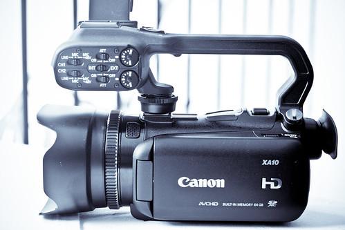 Canon XA10-2
