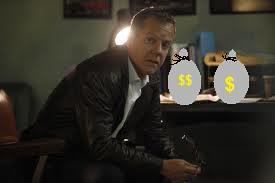 Jack Bauer bribe