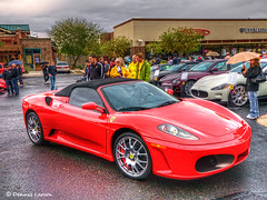 Arizona Wheels of Italy (Dennis Larson) Tags: arizona cars ferrari automobiles exotics exoticcars carshows ferrari430spider italianautomobiles