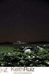 First Night Shot Attempt (keithruiz) Tags: light sky house verde green night dark stars noche lowlight low estrellas rocas ricks piedras oscuro