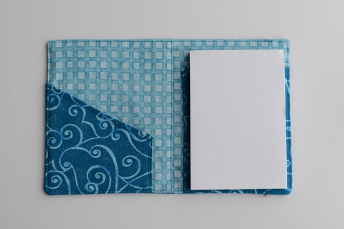 Medium Notepad Organizer