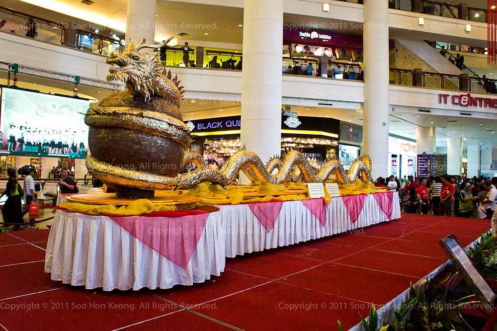 Golden Dragon @ KL, Malaysia