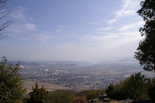 芥子山からの眺め #1
