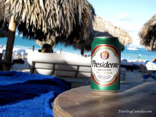 Happy Hour on Bavaro Beach, Punta Cana