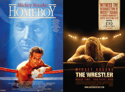Homeboy vs. The Wrestler 1
