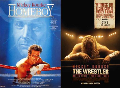 Homeboy vs. The Wrestler 1
