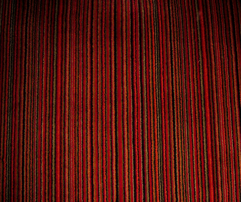 If Paul Smith made carpets