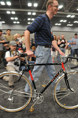 Dave Wages at NAHBS Awards