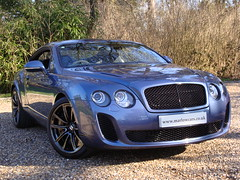 Bentley Continental GT Supersports (marlowcars1) Tags: camera uk red black cars contrast ceramic boot model ipod power with stitch linen metallic 4 continental diamond hide brakes quilted brake reverse gt carbon beluga bentley connection onyx marlow optional fibre alcantara inserts bhp 621 supersports veneer calipers 2011 seater