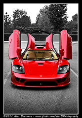 Saleen S7 (alexDPhotography - Alex Diaconou) Tags: cars car automobile exotic coloring selective saleen s7 hypercar suprecar