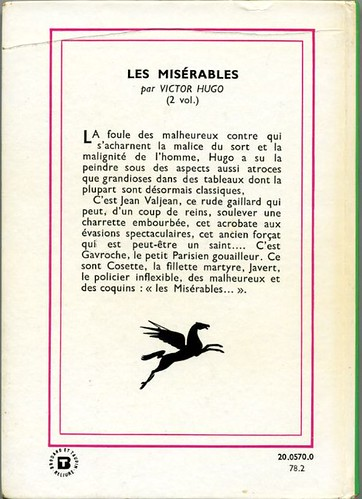 Les misérables : Tome 01, by Victor HUGO