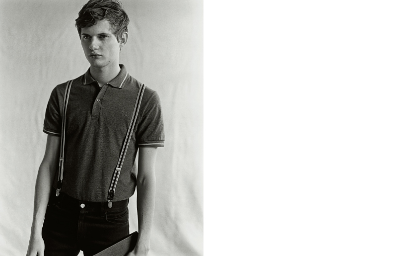 Matteo Haitzmann0018_FRED PERRY SS11(Official)