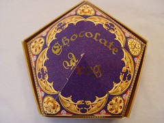 "Mar 02 2011 [Day 121] ""Chocolate Frog"" (James_Seattle) Tags: march witch wizard sony harrypotter cybershot 365 hogwarts chocolatefrog year1 dscf717 2011 sonycybershotdscf717 wizardingworldofharrypotter jamesseattle"