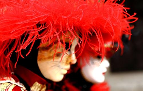 venice carnival by ronnyreportage