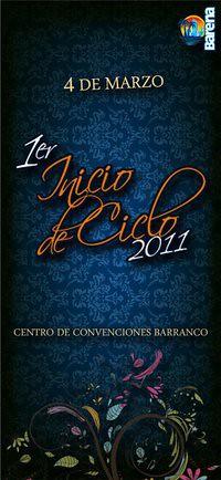 1er Inicio de Ciclo - C.C. Barranco