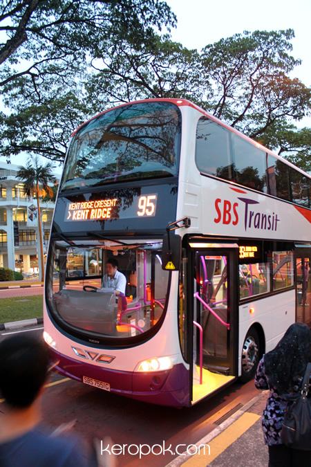 SBS Transit Service 95