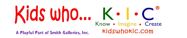 Kids Who KIC Logo