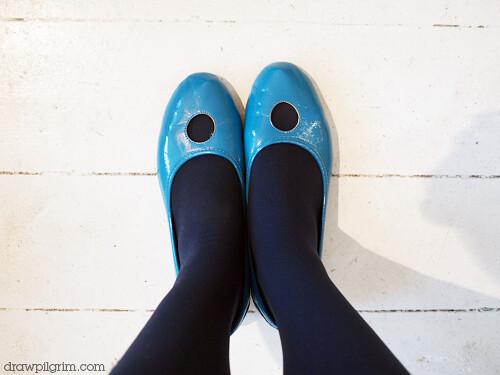 omg. shoes.