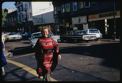 Haight Street Hippie - San Francisco, California