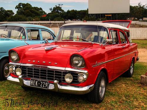 Member of FB-EK Holden Car Club Of NSW Inc.