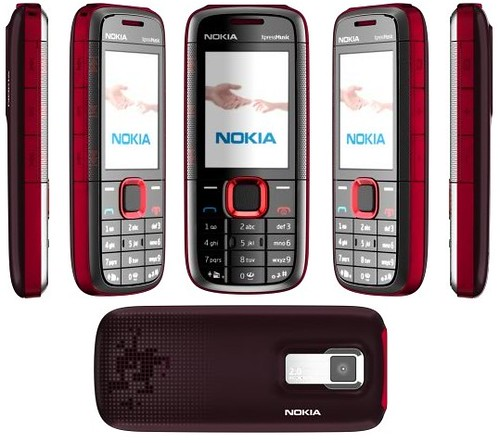 Nokia 5130 XpressMusic: Movil Musical Economico