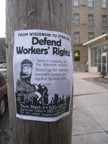 Defend Workers' Rights