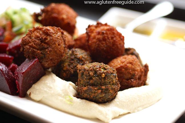 NYC Restaurants Gluten-Free Falafel Taim (3)web
