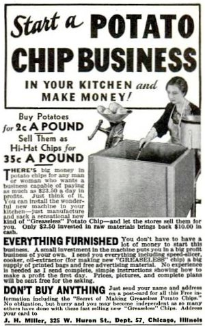 Hi Hat Chips Pop Mech Jul 1935