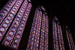 Stained Glass (Colin Hodges) Tags: