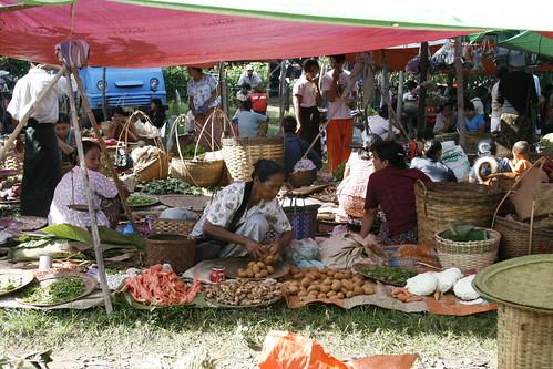 Mercado de Mang Thawk