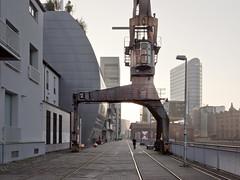 Düsseldorf Medienhafen (kahape*) Tags: cityscape hafen düsseldorf medienhafen stadtlandschaft kahape