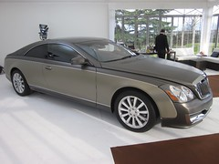 XENATEC COUPE - BASED ON A MAYBACH (livinginchina4now) Tags: auto show new car sport switzerland la geneva display d swiss performance reserve style s showroom salon presentation concept luxury coupe supercar 62 spotting sportscar stylish maybach genf exelero xenatec
