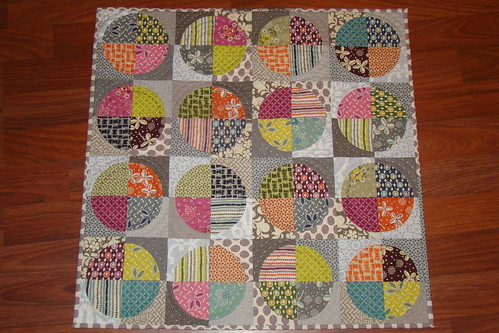 DQS 10 Completed Doll Quilt